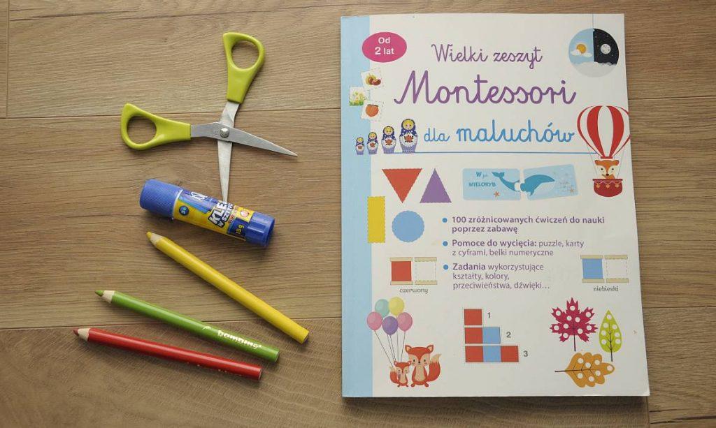 Wielki zeszyt Montessori Oleksiejuk